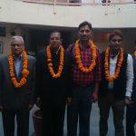 Elected Executive Members