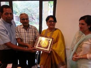 felicitation-shobha-dhanwatay